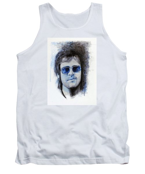 Madman Across The Water Tank Top by William Walts