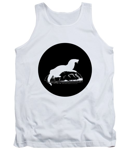 Otter Tank Top by Mordax Furittus