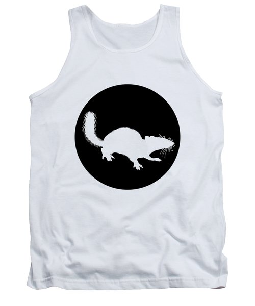 Squirrel Tank Top by Mordax Furittus