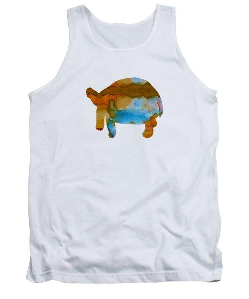 Tortoise Tank Top by Mordax Furittus