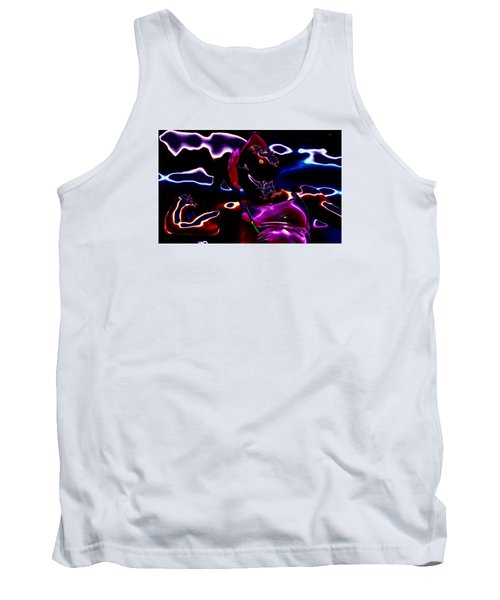 Venus Williams Match Point Tank Top by Brian Reaves