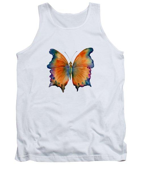 1 Wizard Butterfly Tank Top by Amy Kirkpatrick