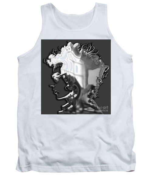 Bob Dylan Collection Tank Top by Marvin Blaine