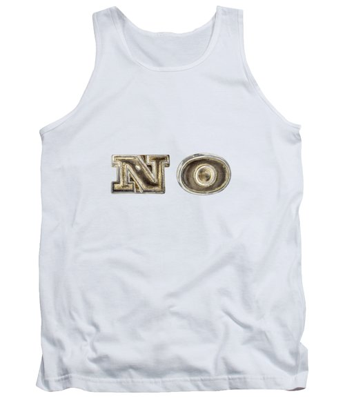 A Simple No Tank Top by YoPedro