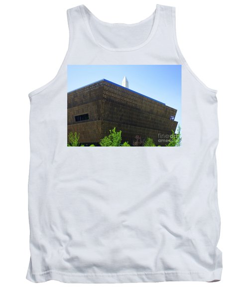 African American History And Culture 1 Tank Top by Randall Weidner