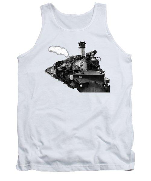 All Aboard Tank Top by Paul Lamonica