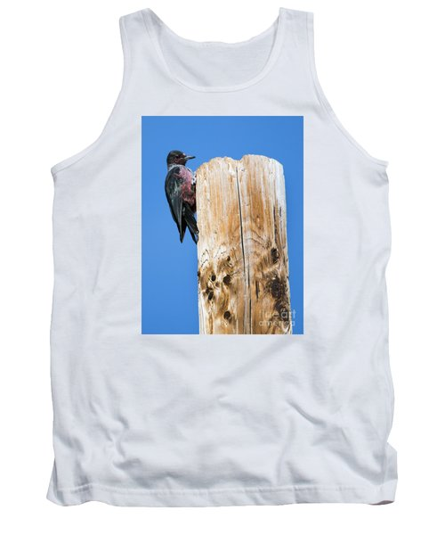 Any Tree Will Do Tank Top by Mike Dawson