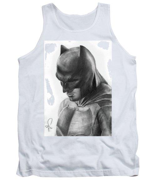 Batman Tank Top by Artistyf