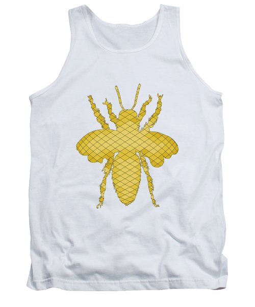 Bee Tank Top by Mordax Furittus