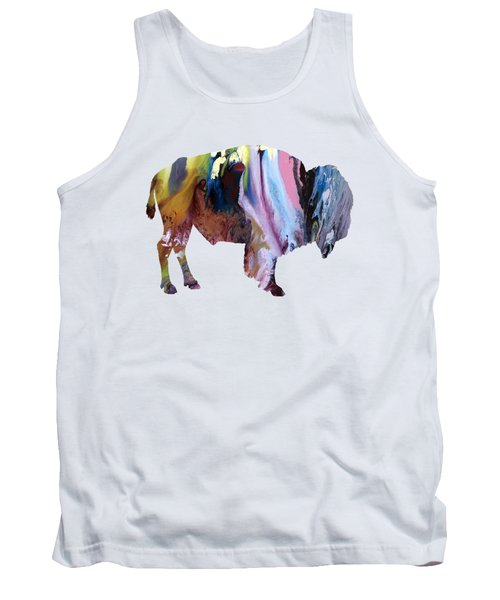 Bison Tank Top by Mordax Furittus