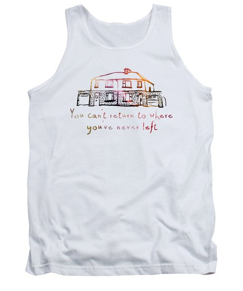 Cedarwood House Tank Top by Clad63