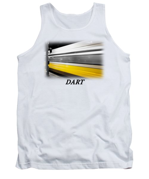 Dart Train T-shirt Tank Top by Rospotte Photography