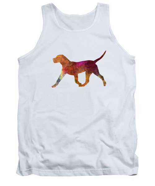 Dogo Canario In Watercolor Tank Top by Pablo Romero