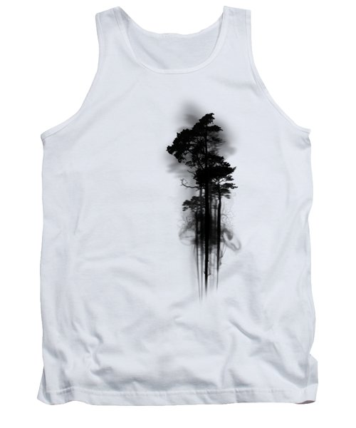 Enchanted Forest Tank Top by Nicklas Gustafsson