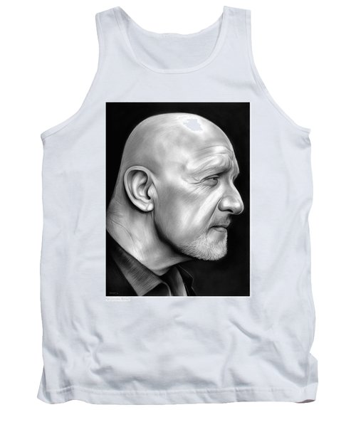 Jonathan Banks Tank Top by Greg Joens