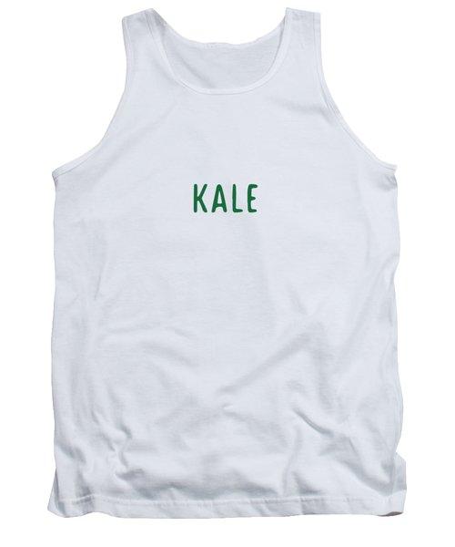Kale Tank Top by Cortney Herron