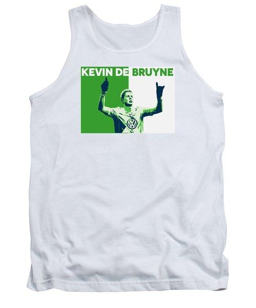 Kevin De Bruyne Tank Top by Semih Yurdabak