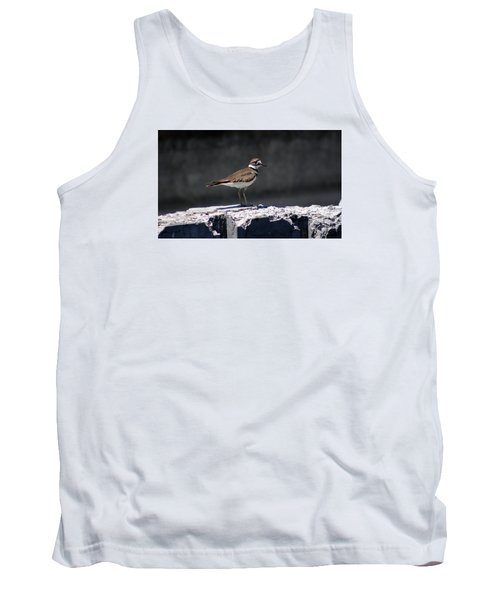 Killdeer Tank Top by M Images Fine Art Photography and Artwork
