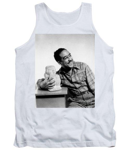 Langston Hughes (1902-1967) Tank Top by Granger