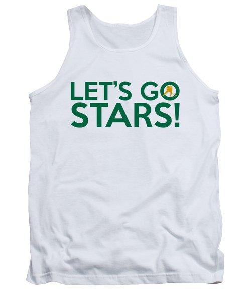 Let's Go Stars Tank Top by Florian Rodarte