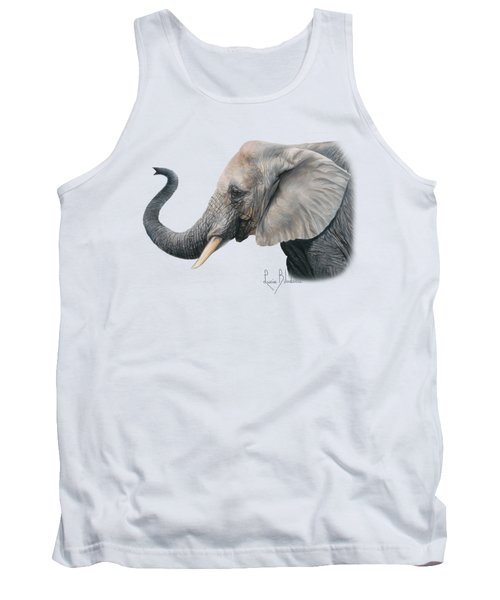 Lucky Tank Top by Lucie Bilodeau
