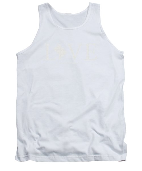 Ma Love Tank Top by Nancy Ingersoll