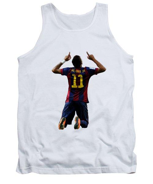 Neymar Tank Top by Armaan Sandhu