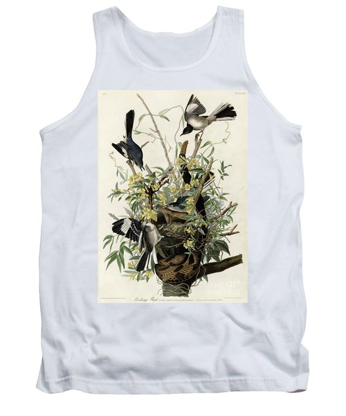 Northern Mockingbird Tank Top by Granger