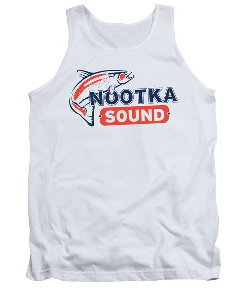 Ns Logo #2 Tank Top by Nootka Sound