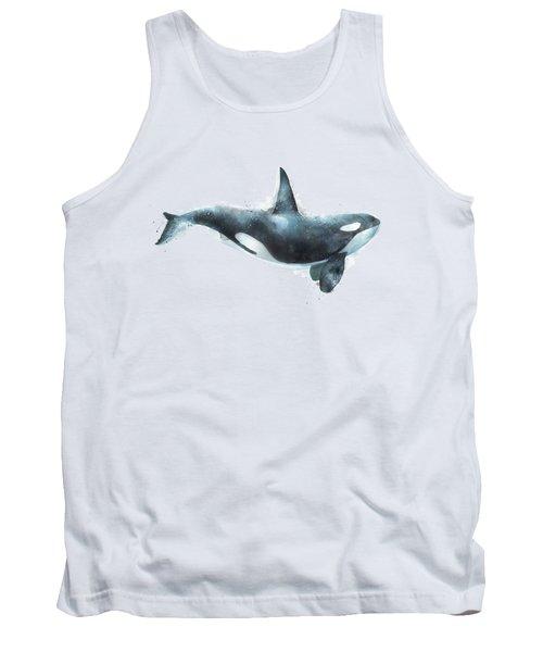 Orca Tank Top by Amy Hamilton