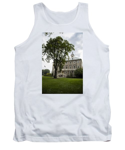 Penn State Old Main From Side  Tank Top by John McGraw