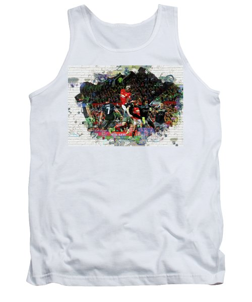 Pogba Street Art Tank Top by Don Kuing