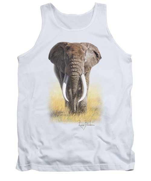 Power Of Nature Tank Top by Lucie Bilodeau