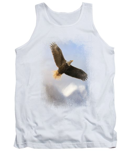 Rise Above Tank Top by Jai Johnson