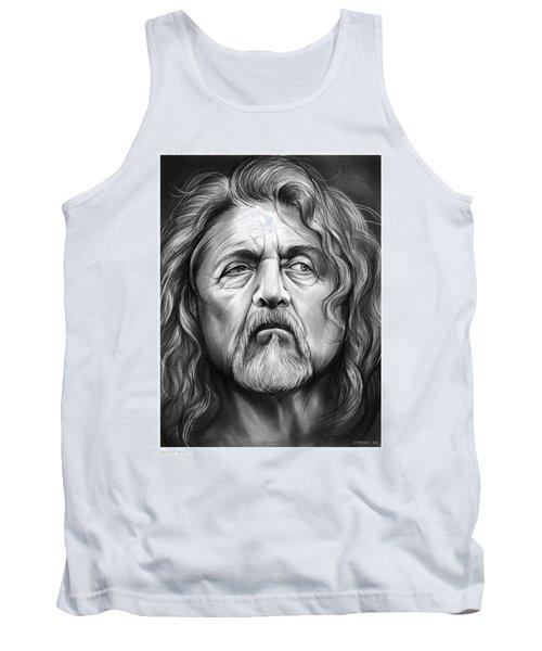 Robert Plant Tank Top by Greg Joens