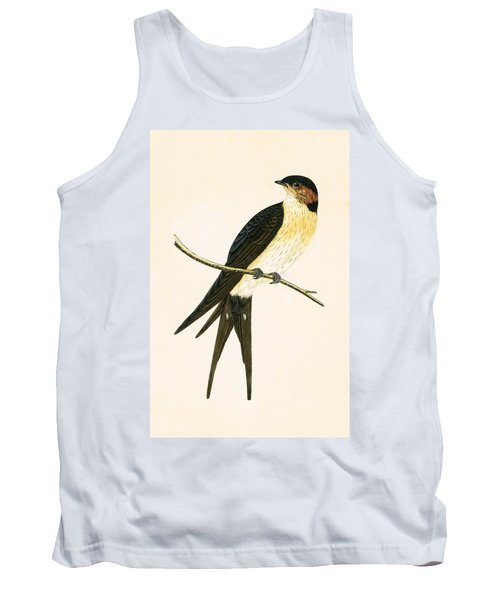 Rufous Swallow Tank Top by English School