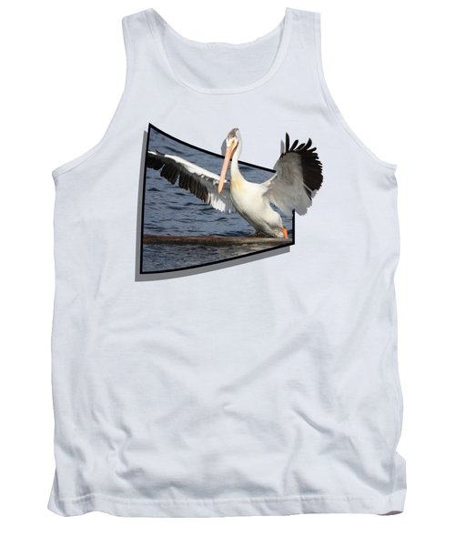 Spread Your Wings Tank Top by Shane Bechler