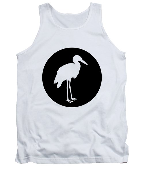 Stork Tank Top by Mordax Furittus