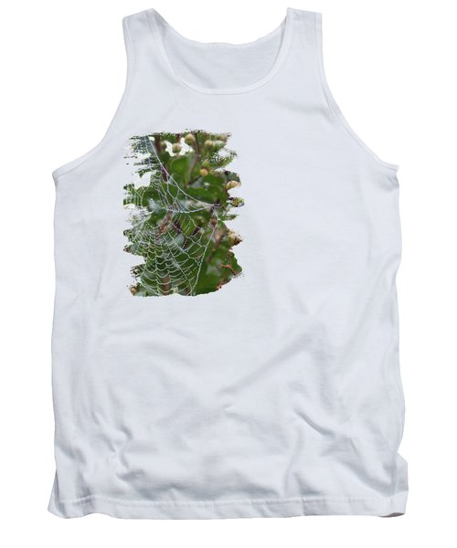 String Of Pearls Tank Top by Anita Faye