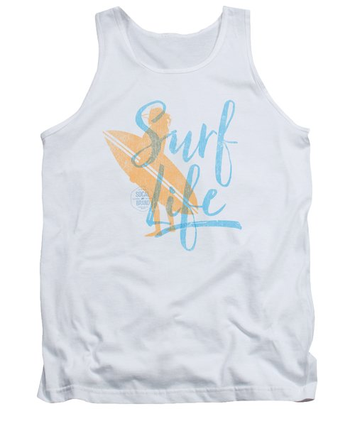 Surf Life 2 Tank Top by SoCal Brand