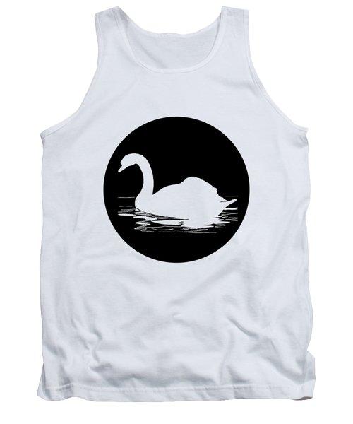 Swan Tank Top by Mordax Furittus