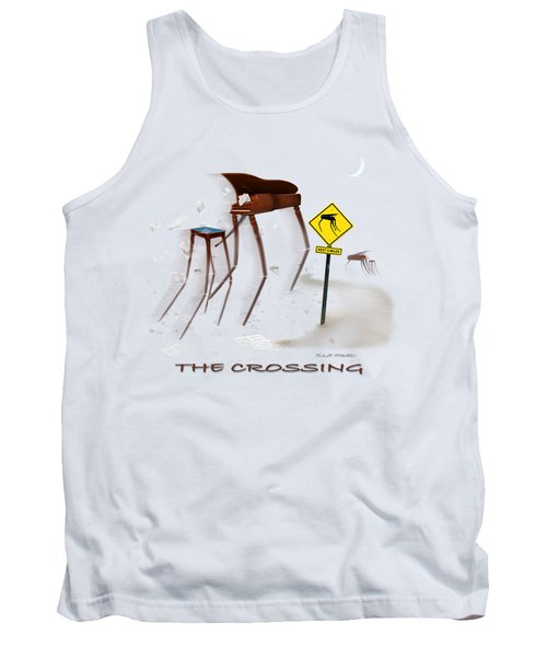 The Crossing Se Tank Top by Mike McGlothlen