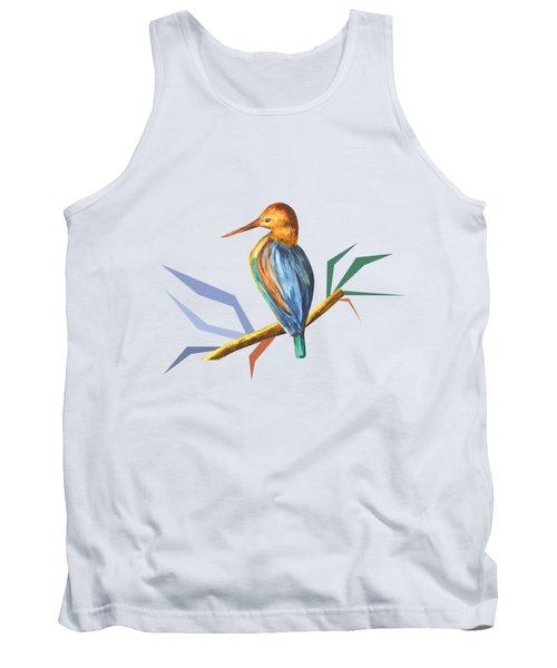 The King Appeared B Tank Top by Thecla Correya
