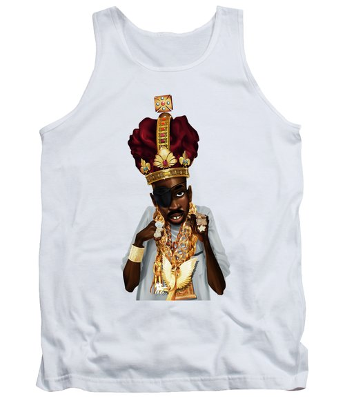 The Rula Tank Top by Nelson Dedos Garcia