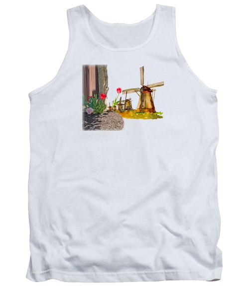 Thinkin Bout Home Tank Top by Larry Bishop