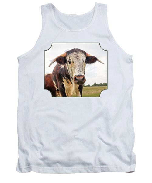 This Is My Field Tank Top by Gill Billington
