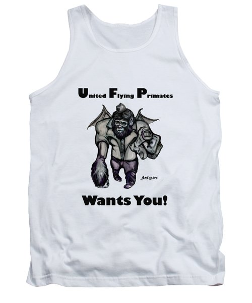 UFP Tank Top by Riley Frank