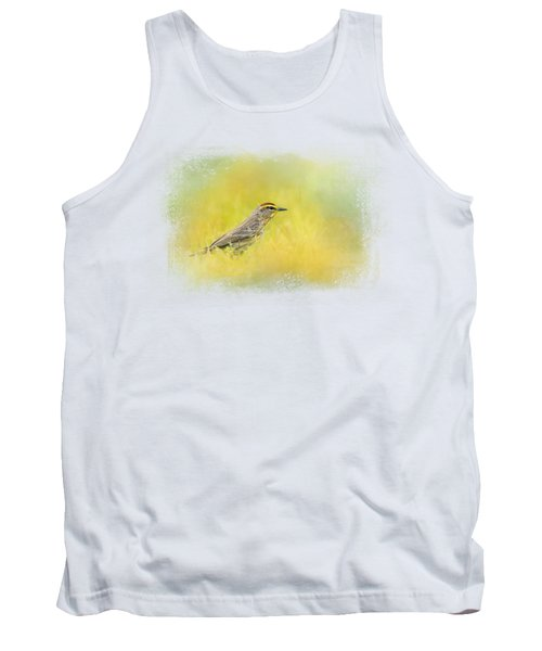 Welcome New Friend Tank Top by Jai Johnson