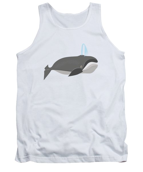 Whale Of A Good Time Tank Top by Antique Images