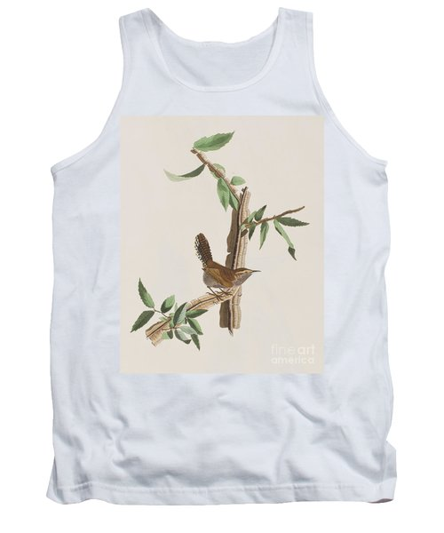 Wren Tank Top by John James Audubon